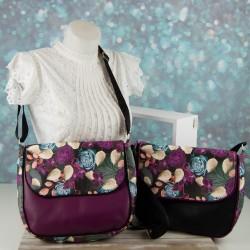 Photo de groupe - sacs besaces La Coquette - roses anglaises