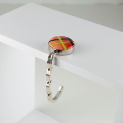 Accroche sac, motif style...